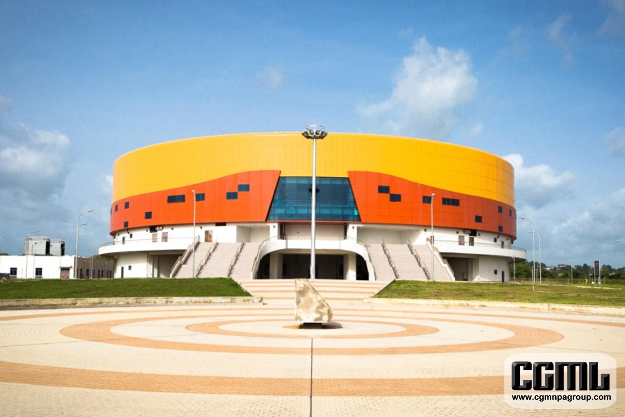 CGML: National Velodrome